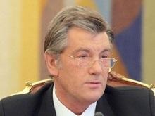 Ющенко приостановил решение Кабмина об отстранении Семенюк