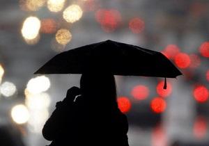 погода в Украине - Рабочая неделя в Украине начнется с потепления, туманов и дождей