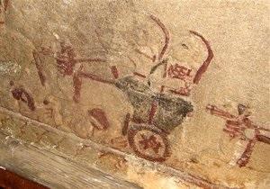 В испанской пещере обнаружили рисунки, сделанные 25 тысяч лет назад