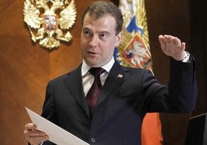 Медведев пообещал ответить Таджикистану на приговор российскому летчику