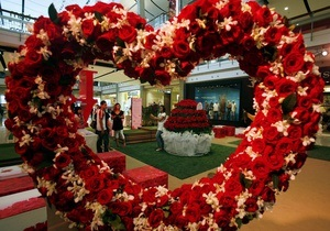 В Москве пассажиров метро будут поздравлять с Днем влюбленных