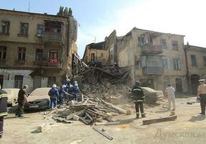 Спасатели не исключают, что под завалами дома в Одессе могут еще находится люди