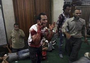 Столкновения в Египте: В Каире в столкновении с полицией погиб сын духовного лидера Братьев-мусульман