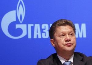 Миллер объяснил, почему Газпром дает европейским компаниям скидки в отличие от Украины