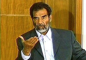 В Британии на торги выставили бронзовую ягодицу Саддама Хусейна