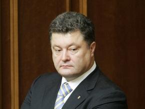 Порошенко считает оправданным запрет двойного гражданства в Украине