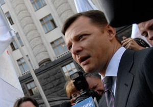 Депутат от БЮТ сорвал прямой эфир, в котором должен был участвовать Ющенко