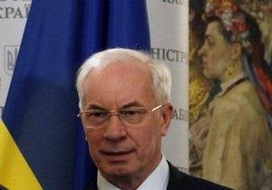 Налоговый кодекс: Азаров уверен, что компромисс с упрощенцами будет найден