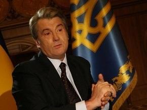 Ющенко уволил начальника одесской СБУ