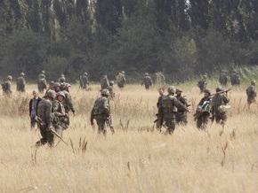 Грузия опровергла сообщения о концентрации войск на границе с Абхазией и Осетией