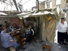 В России расформированы лагеря для югоосетинских беженцев