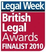 British Legal Awards впервые оценила украинцев