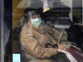 Свыше 100 тысяч жителей Львовской области заболели гриппом и ОРВИ