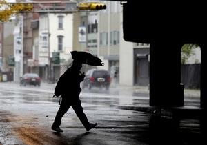 В Дублине объявлен режим ЧС из-за непрекращающихся дождей