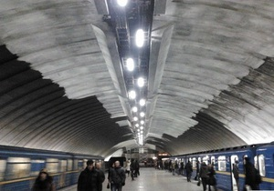 Метрополитен обвинил Киевавтодор в пожаре на станции Осокорки