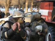 В Харьковской области горит склад с боеприпасами. Жителей эвакуируют