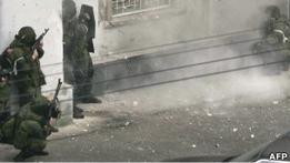 В Нальчике введен режим КТО: на улицах города идет бой
