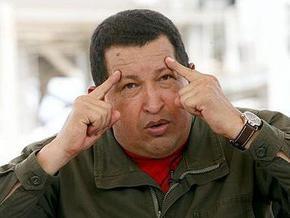 Уго Чавес намерен национализировать банки