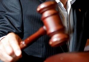 Прокуратура возбудила дело против киевского чиновника за вырубку зеленых насаждений