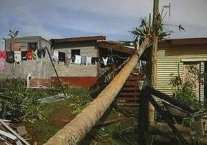 На Фиджи тропический циклон Томас унес жизни двух человек, 17 тысяч эвакуированы