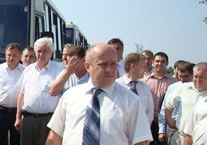 На Буковине замешанный в скандале глава РГА подал в отставку