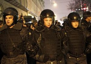 Новая акция оппозиции в Москве: к Триумфальной площади стянуты внутренние войска