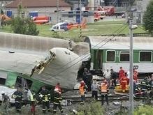 В результате аварии поезда в Чехии погиб украинец