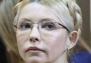 Суд назвал дату рассмотрения кассации адвокатов Тимошенко