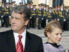 НГ: Тимошенко сжигает мосты