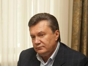 Янукович: Свиной грипп не повлияет на сроки выборов