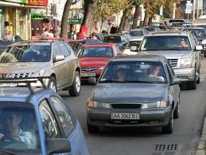 В центре Киева появятся паркинги