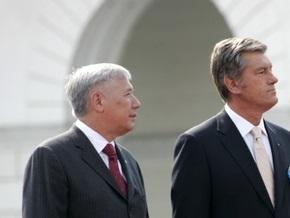 Литвин: Ющенко не подал в Раду кандидатуру на должность министра обороны