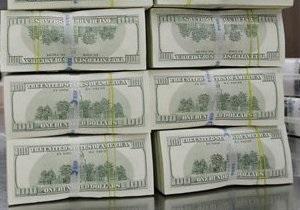 Ъ: Золотовалютные резервы Украины упали ниже $30 млрд