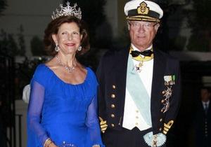 Немецкий ресторан отказал в обслуживании королевской семье Швеции