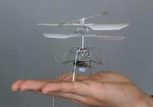 СМИ: В США проходят испытания беспилотников размером с насекомых