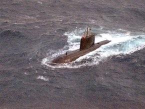ВМС Тайваня ищут капитана подлодки, которого смыло за борт волной