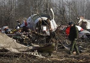 Четверых российских военных обвинили в краже кредитки польского чиновника с разбившегося Ту-154