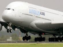 Пассажиры Airbus A380 смогут купаться во время полета