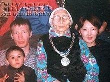Умерла старейшая жительница России