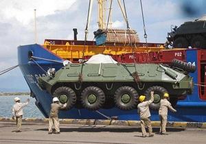 Ъ: Камбоджа закупает украинскую военную технику