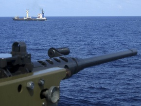Сомалийские пираты захватили немецкий танкер