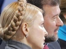 Губернаторов в четвертый раз не пустили к Тимошенко