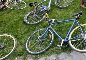 Тернопольские власти сняли видеоролик, пропагандирующий езду на велосипеде
