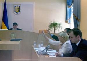 Суд оставил Тимошенко под арестом