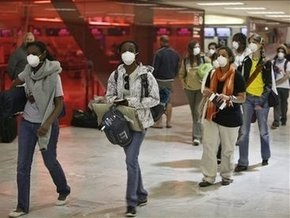 Подтверждены первые два случая заражения французов гриппом A/H1N1