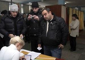 Донецкая милиция заявила, что граждане Грузии  трудностей не доставляют
