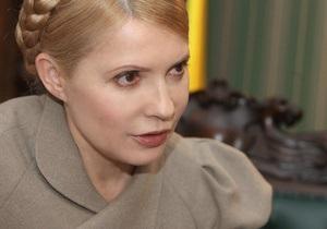 Тимошенко: Янукович строил свою предвыборную кампанию на лжи