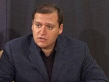 Губернатор Харьковской области инициирует отставку Добкина