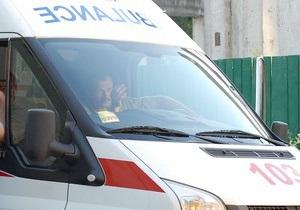На трассе Киев-Харьков автопоезд столкнулся с автобусом: 20 пострадавших
