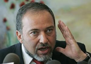 Глава МИД Израиля призвал Запад использовать против Сирии и Ирана те же методы, что и в Ливии